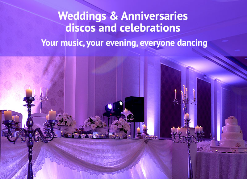 Wedding and Wedding Anniversaries